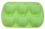 Форма для кексов Fissman 'Яблоки' (BW-6664.6)