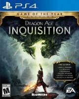 игра Dragon Age 3: Инквизиция. Game of the Year Edition PS4