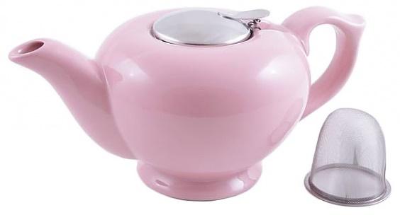 Купить Заварочный чайник Fissman керамический, 1, 2 л (TP-9206.1200)