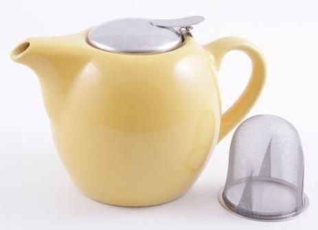 Купить Заварочный чайник Fissman керамический, 750 мл (TP-9202.750)