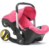 Автокресло Doona infant car seat (pink)