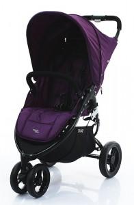 Прогулочная коляска Valco baby Snap 3 (deep purple)
