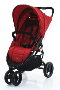 Прогулочная коляска Valco baby Snap 3 (carmine red)