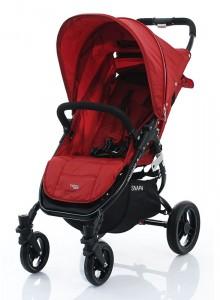 Прогулочная коляска Valco baby Snap 4 (carmine red)