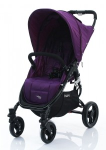 Прогулочная коляска Valco baby Snap 4 (deep purple)