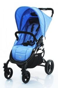 Прогулочная коляска Valco baby Snap 4 (powder blue)