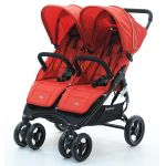 Прогулочная коляска Valco baby Snap Duo (carmine red)