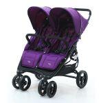 Прогулочная коляска Valco baby Snap Duo (deep purple)