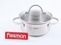 Кастрюля Fissman 'Luminosa', 1.5 л (SS-5331.16)