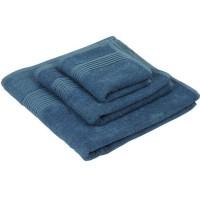 Полотенце махровое 70х140 Руно (070140ТГ_блакитний)