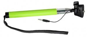 Подарок Селфи-монопод PowerPlant ISM-02U со шнуром AUX (ISM02U)