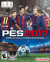 игра Pro Evolution Soccer 2017 Xbox One