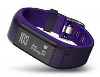 Спортивный браслет Garmin vivosmart HR+ Regular Purple (010-01955-31)