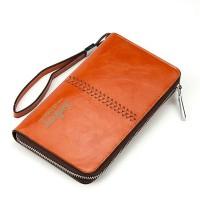 Подарок Кошелек Baellerry Leather (св.коричневый)