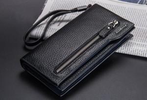 Подарок Кошелек Baellerry Monaco (черный)