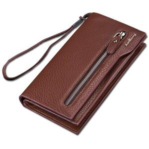Подарок Кошелек Baellerry Monaco (коричневый)