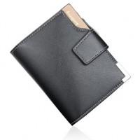 Подарок Портмоне Baellerry Modern (черный)