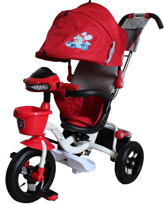 Велосипед 3-х колесный Mini Trike красный (LT960-2червоний)