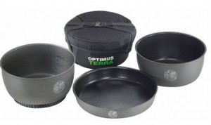 Набор посуды Optimus Terra HE Cookset (8019750)