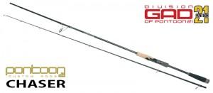Спиннинг Pontoon 21 Chaser 2.15 м, 2-10.5 г CRS712LF