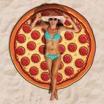 Подарок Подстилка пляжная 'Pizza'
