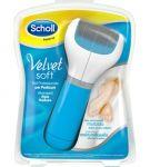 Подарок Электропемза Scholl Velvet Soft