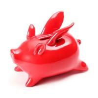 Подарок Копилка Xiaomi Flying piggy bank