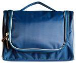 Подарок Дорожный органайзер для косметики 'Premium' (синий)