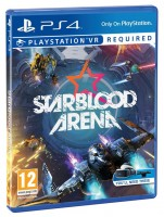 игра Starblood Arena VR PS4