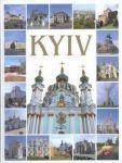 Книга Фотоальбом Киев (английский)