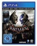 игра Batman: Arkham Knight GOTY PS4