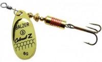 Блесна-вертушка Balzer Colonel Z  золото 12 г (13272 012)