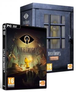 игра Little Nightmares: Six Edition PC