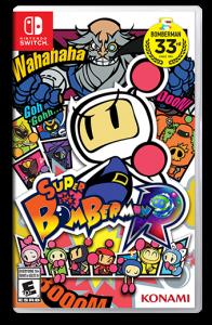 игра Super Bomberman R Nintendo Switch