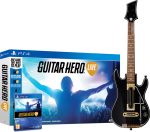 игра Guitar Hero Live PS4 + Гитара для Guitar Hero Live