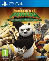игра Kung Fu Panda Showdown of Legendary Legends PS4