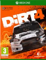 игра DiRT 4 Xbox One