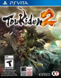 игра Toukiden 2 PS Vita