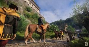 скриншот Kingdom Come: Deliverance PS4 #7