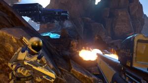 скриншот Farpoint PS4 #8