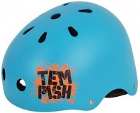 Шлем защитный Tempish WERTIC голубой (S)