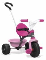Детский трехколесный велосипед Smoby с багажником (740315)