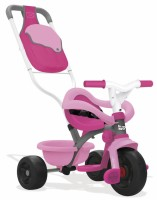 Детский трехколесный велосипед Smoby с багажником и сумкой (740403)