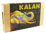 Настольная игра 'Калах' с натуральными камнями (2343)