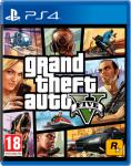 игра GTA 5 на PS4