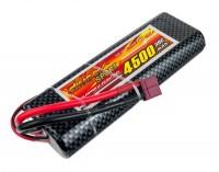 Аккумулятор Dinogy Li-Pol 4500mAh 7.4V 2S 30C Hardcase 25x46x138мм T-Plug (DDS-2S4500DH-T)