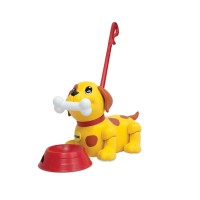 Игрушка-каталка 'Веселый щенок'