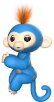Интерактивная ручная обезьянка Wow Wee Голубая (W3700/37030)