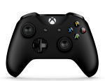 Контроллер Microsoft Xbox One S Wireless Controller Black