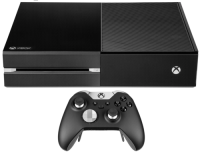 Приставка Microsoft Xbox ONE 1TB Elite Edition (Расширенная гарантия 18 месяцев)